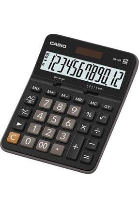 Casio Dx-12b 12 Hane Masa Üstü Hesap Makinesi
