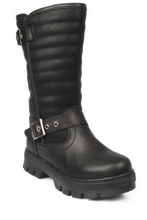Vicco 941.p19k.319 Patik Çizme Siyah Çocuk Çizme