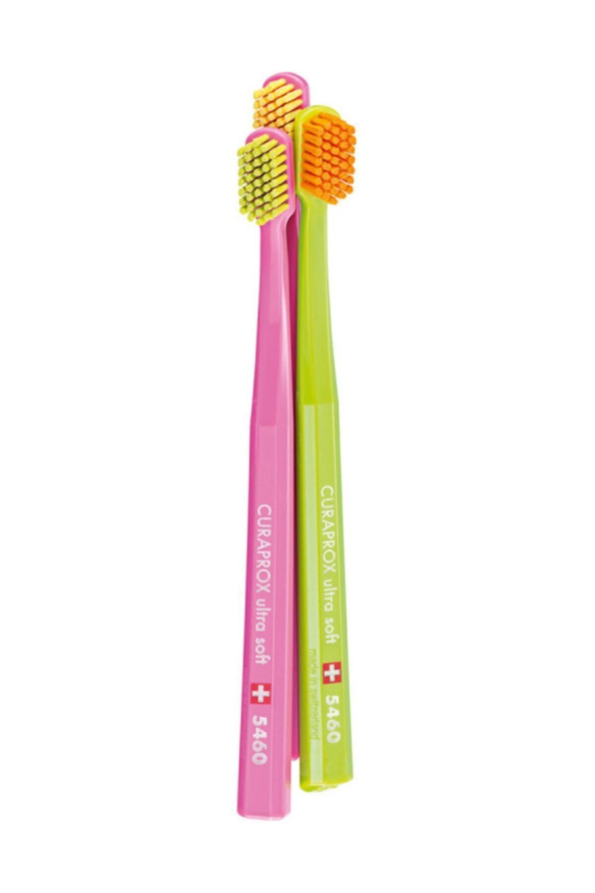 Curaprox Cs 5460 Ultra Yumuşak Diş Fırçası 1