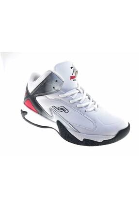 Jump Erkek Beyaz Basketbol Ayakkabısı