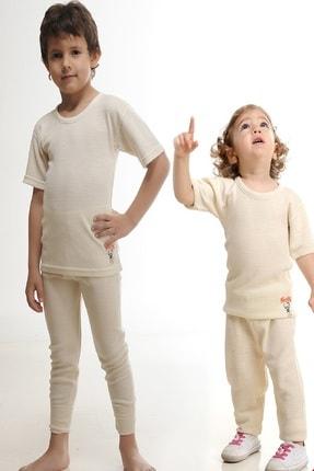 Hasyün Termal Yün Interlok Çocuk Tayt