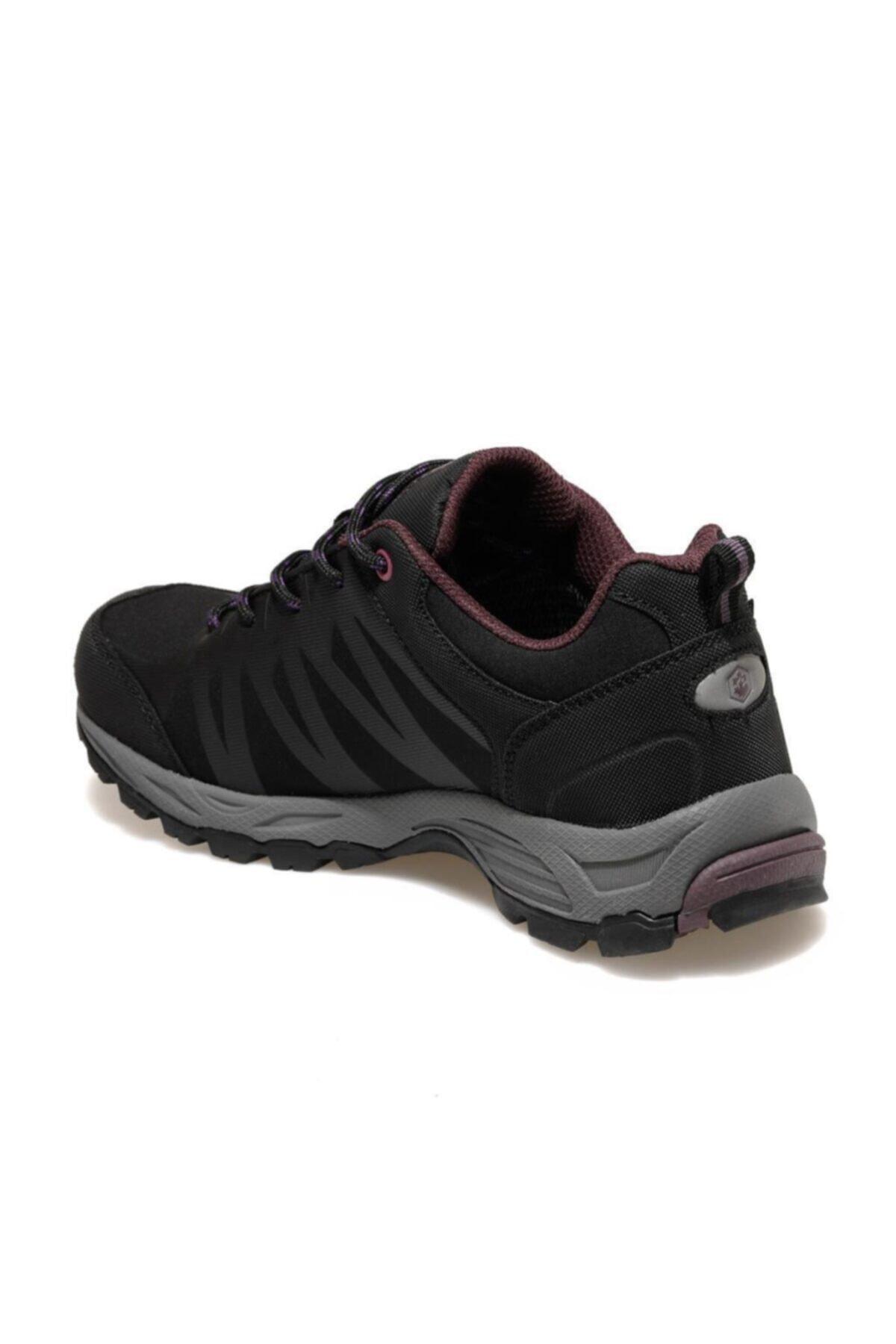 lumberjack ANDOR WMN 9PR Siyah Kadın Outdoor Ayakkabı 100420744 2