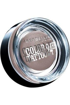 Maybelline New York Göz Farı Color Tattoo 24 Hr 40 Permanent Taupe