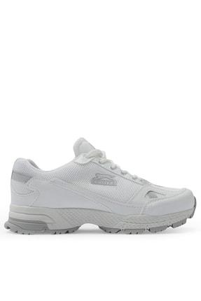 Slazenger ADAM I Sneaker Kadın Ayakkabı Beyaz SA11RK030