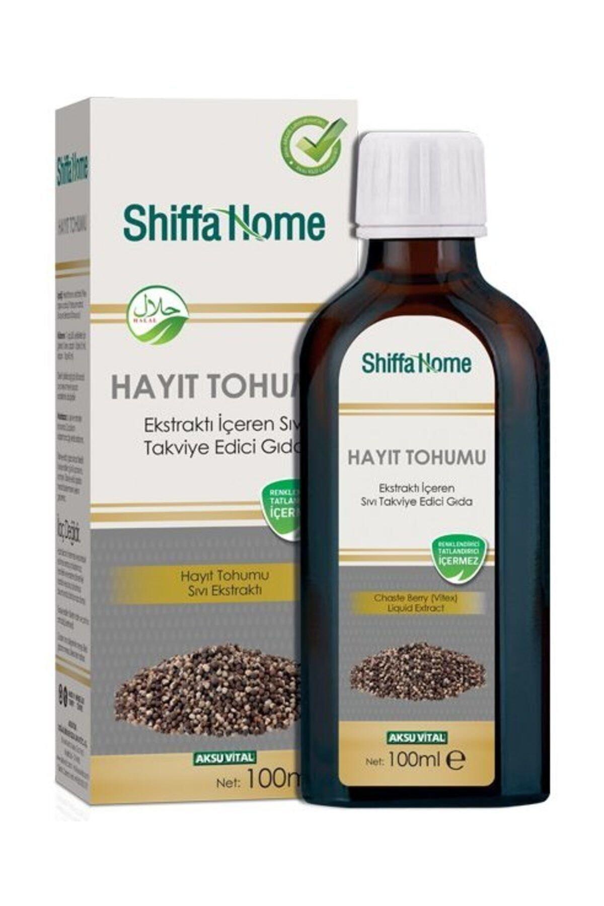 Shiffa Home Hayıt Tohumu Ekstratı Içeren Sıvı 100ml 1
