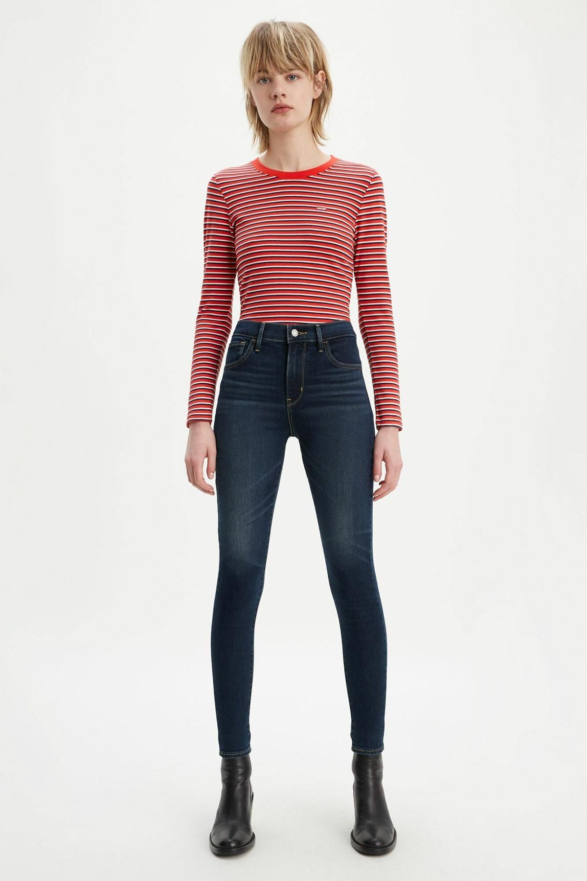 Levi's Kadın 720 Super Skinny Jean 52797-0106 1