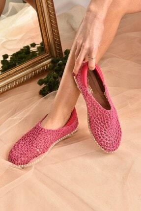 Fox Shoes Kadın Pembe Günlük Ayakkabı K268922504