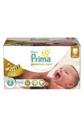 Prima Premium Care 2 Beden Mini Dev Ekonomi Paketi 104 Adet