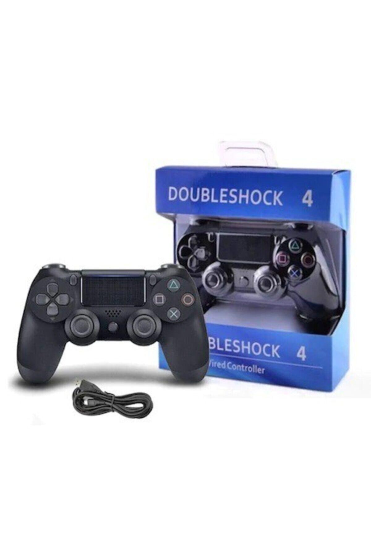 POLYGOLD Ps4 Kol Dualshock 4 - V2 Yeni Nesil Siyah 1