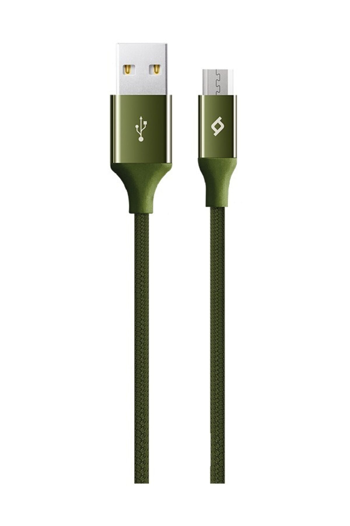 Ttec Alumicable Micro Usb Kablo Yeşil 1.20 Cm - 2dk11hy 1