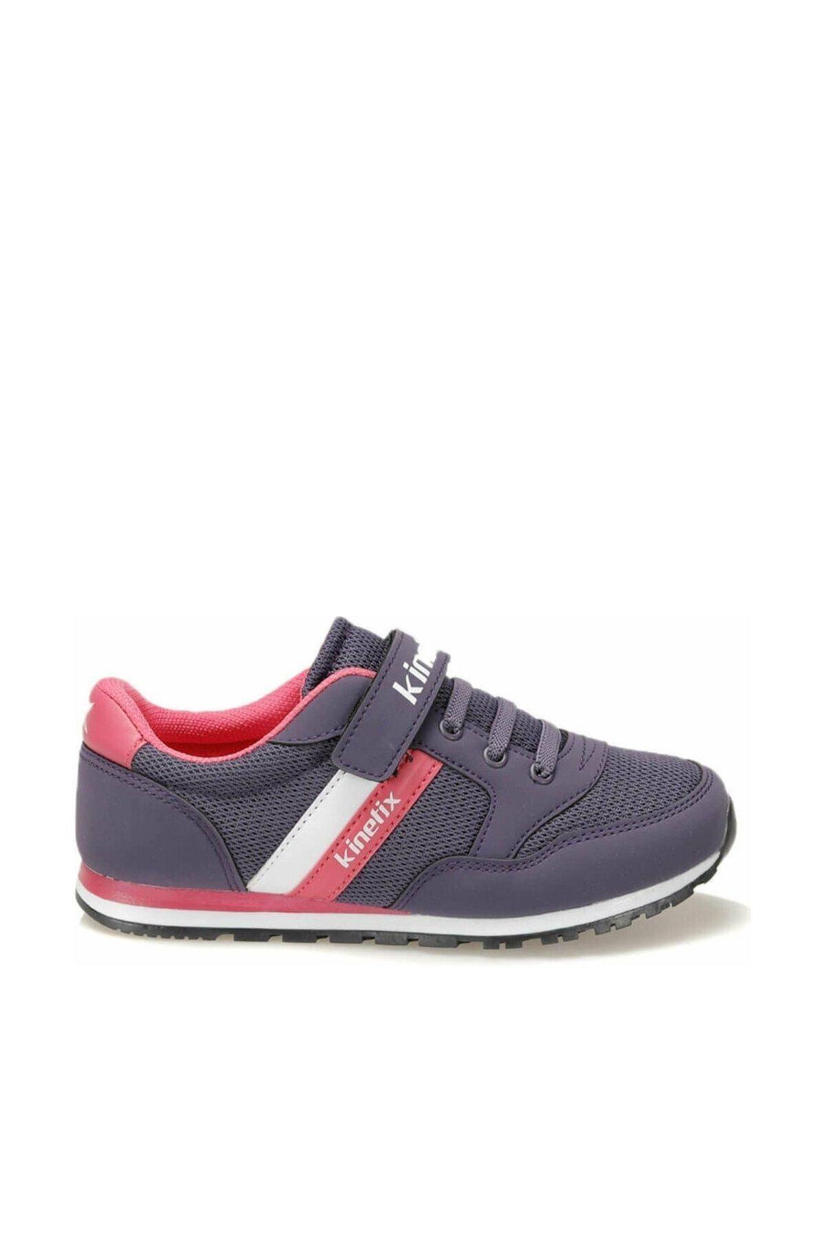 Kinetix PAYOF Mor Fuşya Beyaz Kız Çocuk Sneaker 100294193 2