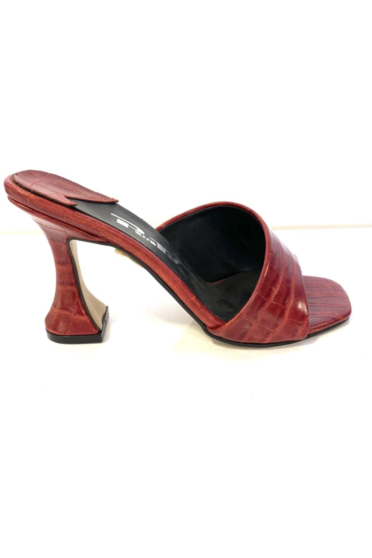 PUNTO 450033 Kadın Ince Topuklu Ayakkabı 1