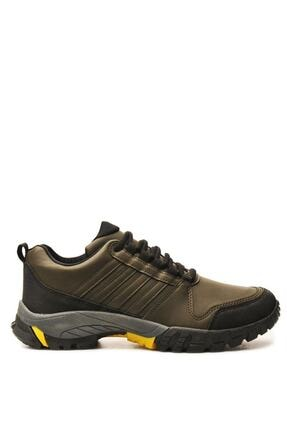Bulldozer Erkek Haki Outdoor Ayakkabı