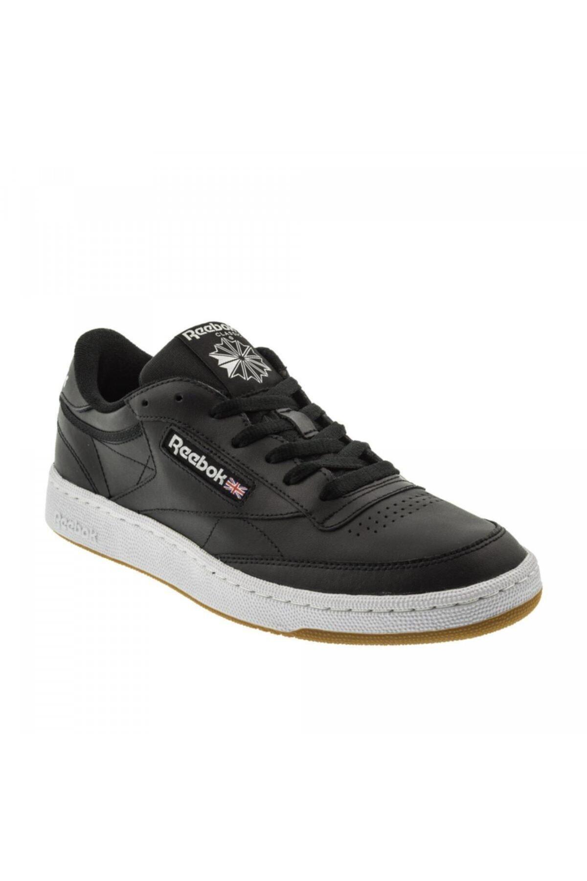 Reebok Club C 85-1 Siyah BEYAZ Erkek Sneaker 100351214 1