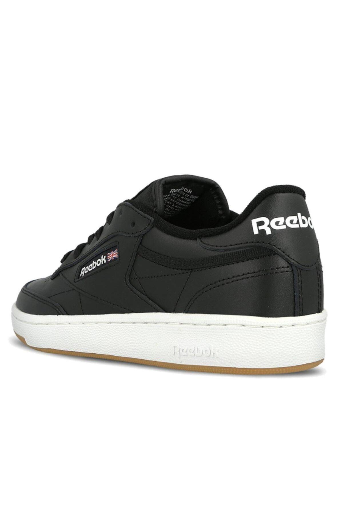 Reebok Club C 85-1 Siyah BEYAZ Erkek Sneaker 100351214 2