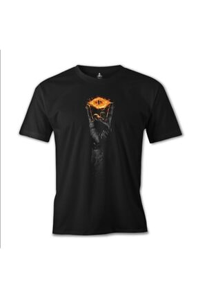 Lord T-Shirt Lord of the Rock Siyah Erkek Tshirt - es-959