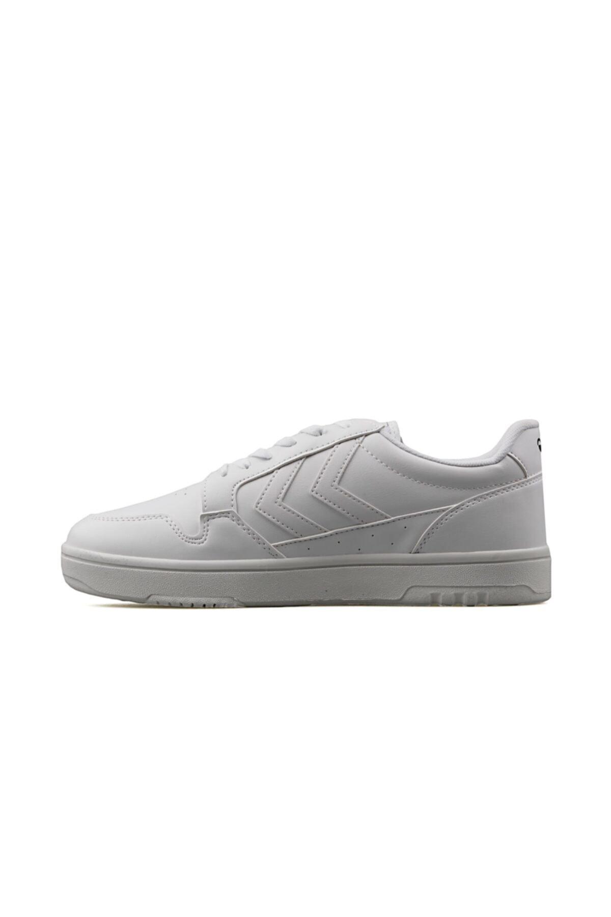 HUMMEL HMLNIELSEN LIFESTYLE SHOE Beyaz Erkek Sneaker Ayakkabı 100550337 2