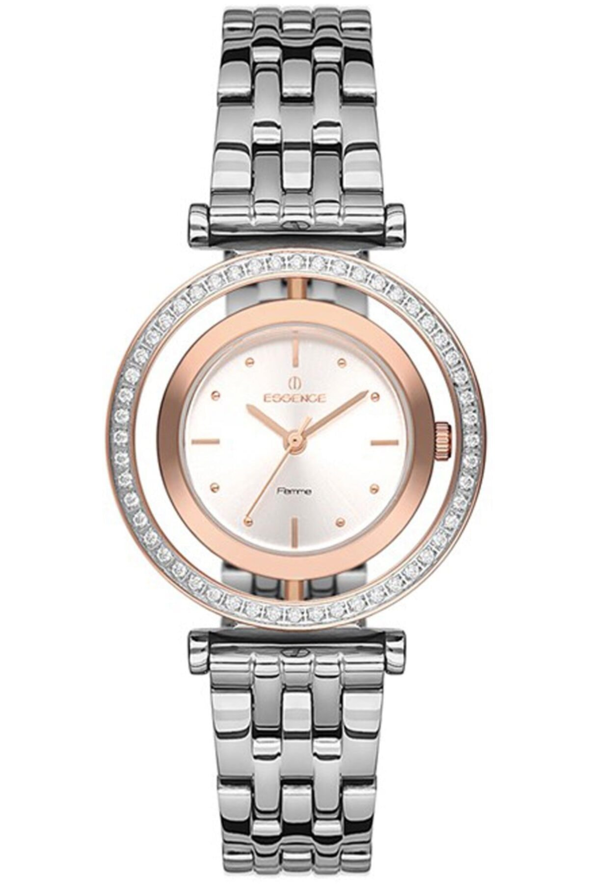 Essence Kadın Gümüş Kol Saati Es6488fe.520 1