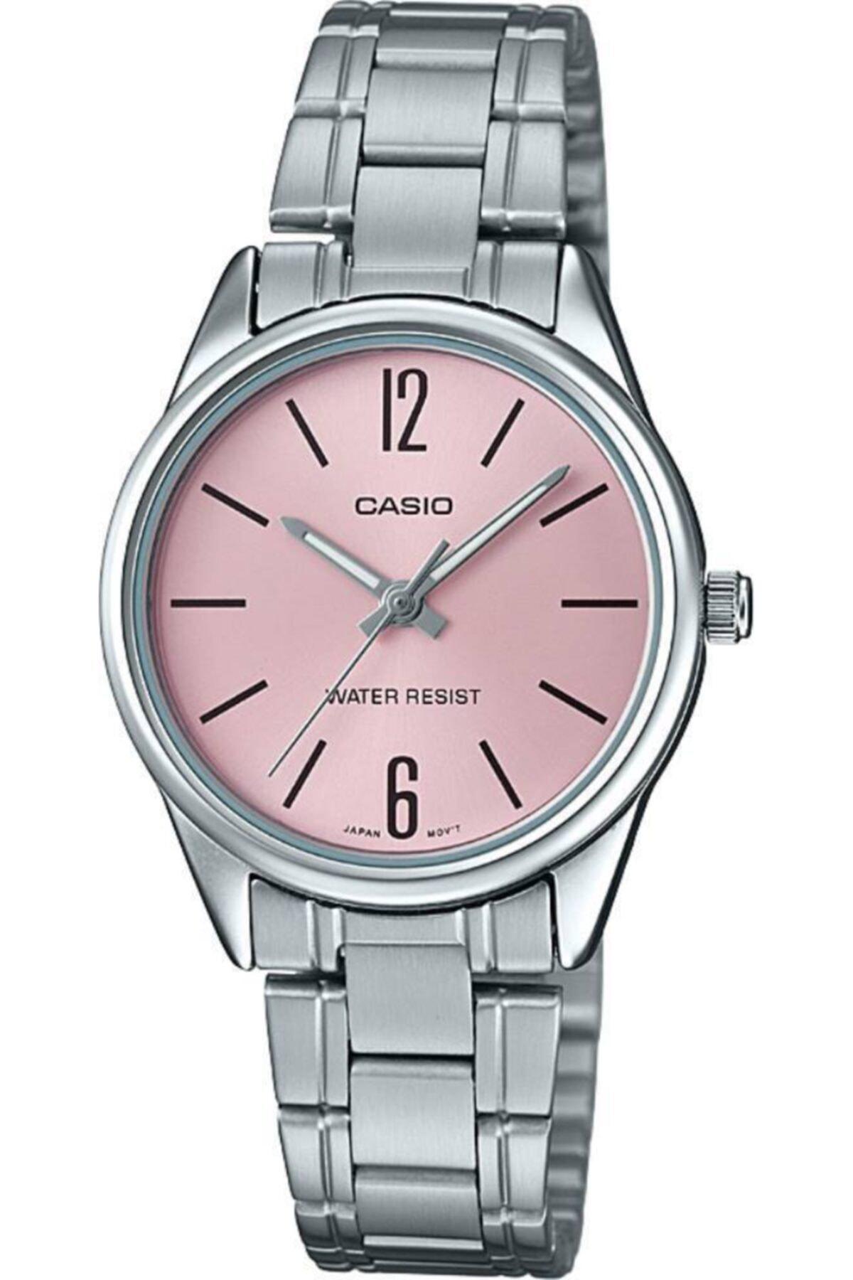 Casio Ltp-v005d-4budf Bayan Kol Saati 1