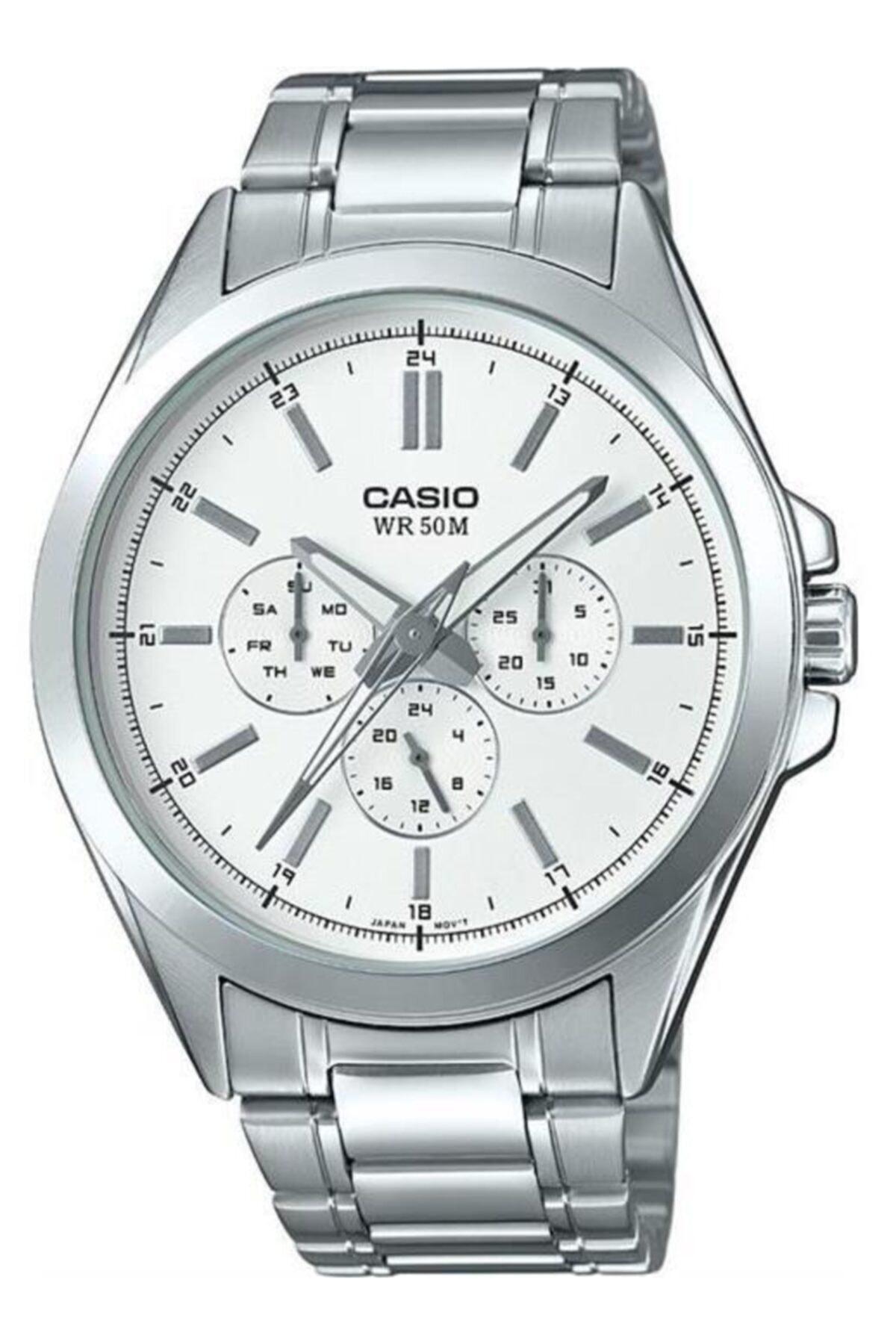 Casio Mtp-sw300d-7avdf Erkek Kol Saati 2