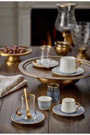 Koleksiyon1 Antrasit Sufi Türk Kahvesi Fincanı 6 Lı Ikat