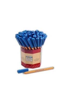 Pensan Mavi Ofispen Tükenmez Kalem 1.0 Mm 60'lı 1010