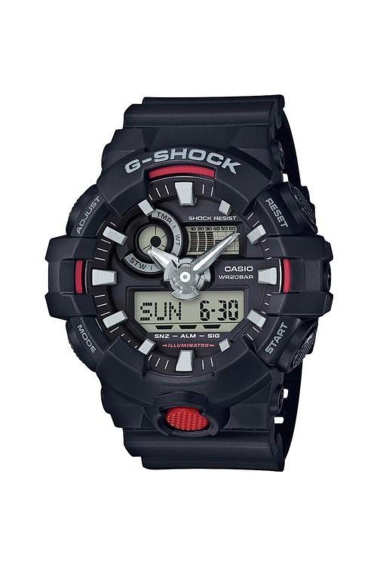 Casio Cas-ga7001adr G-shock Kol Saati 1