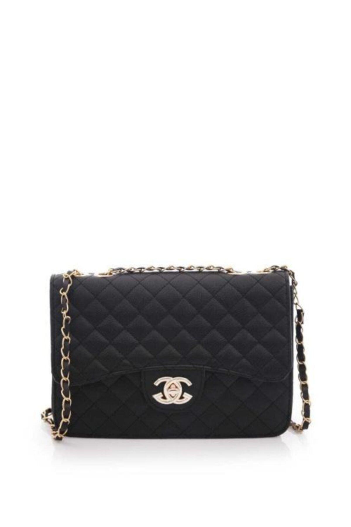CuCu Bag's Siyah Kadın Çanta Cc63630 1