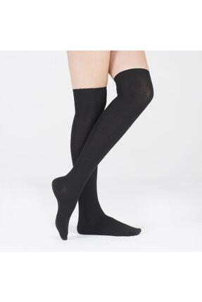 Katia&Bony 002 Family Kadın Dizüstü Çorap - Siyah