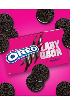 Oreo Launches Lady Gaga Inspired Cookies 176gr