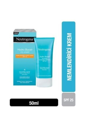Neutrogena Hydro Boost Spf25 Nemlendirici Hafif Krem 50 ml