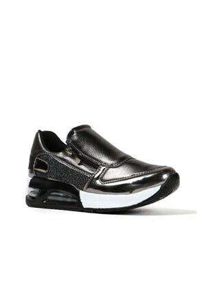 Hammer Jack Platin Kadın Spor Ayakkabı 381 1010-z