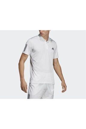 adidas Du0849 Club Beyaz Erkek Tişört