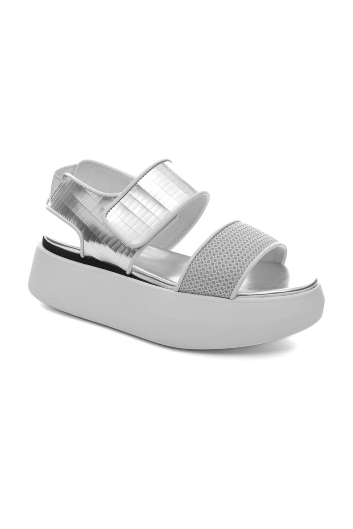 ALBERTO GUARDIANI Kadın Sandalet 1AGUW2018009 1