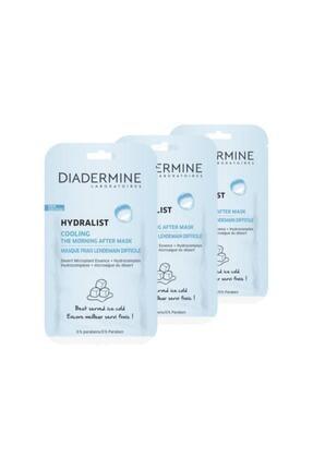 Diadermine Dıadermıne Hydralıst Coolıng Mask (serinletici Maske) 8 Ml X 3 Adet
