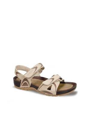 Ceyo Camel Çocuk Sandalet 09843
