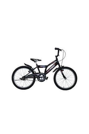 Belderia Siyah Tec Ringo 20 Jant Çocuk Bisikleti