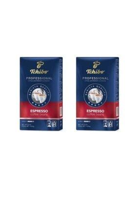 Tchibo Profesional Espresso Çekirdek Kahve 1kg  X 2