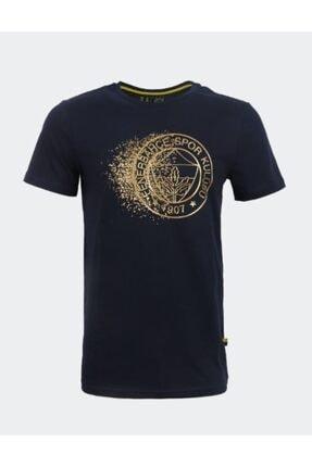Fenerbahçe Erkek Trıbun Varak Logo Tshırt