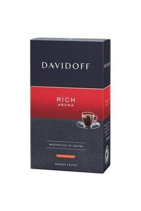 Davidoff Rich Aroma Öğütülmüş Filtre Kahve 250 G