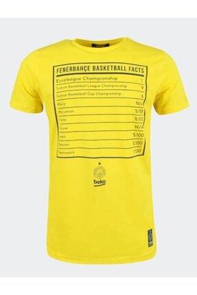 Fenerium Basket Istatistik T-shırt 19/20