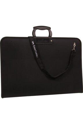 Faber Castell 38x55 Cm Siyah Proje Çantası