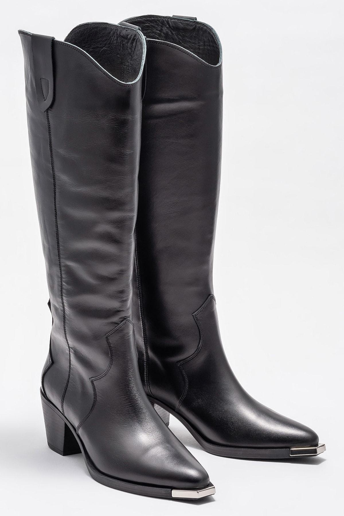 Elle Shoes Kadın Çizme 20KBS88214 2