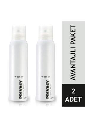 Privacy Deodorant Kadın 150ml - 2 Adet Avantajlı Paket