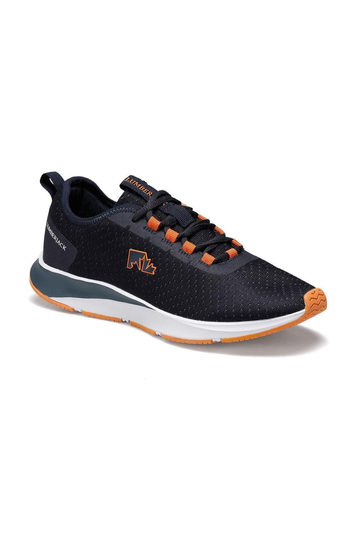 lumberjack STEFAN Siyah Erkek Koşu Ayakkabısı 100497718 1
