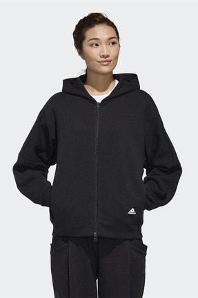 adidas Kadın Günlük Sweatshirt W Mhs Word Hd Gf6977