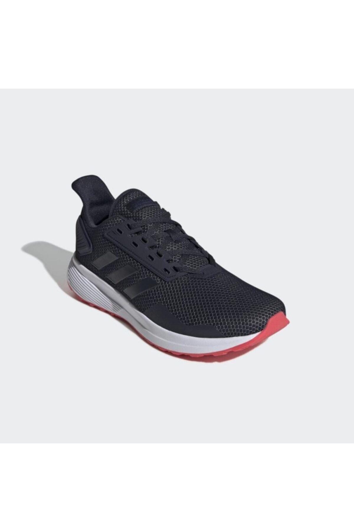adidas Erkek Koşu Ayakkabısı Spor Lacivert F34498 Duramo 9 1