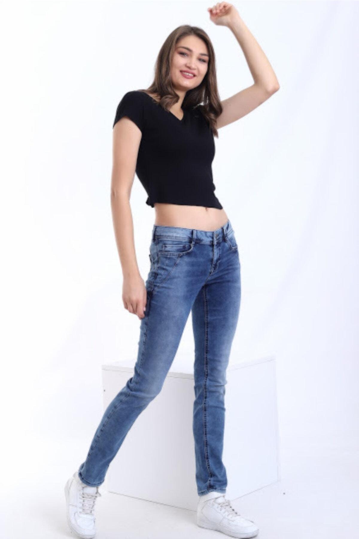 Mat Street One Jeans Pantalon 1