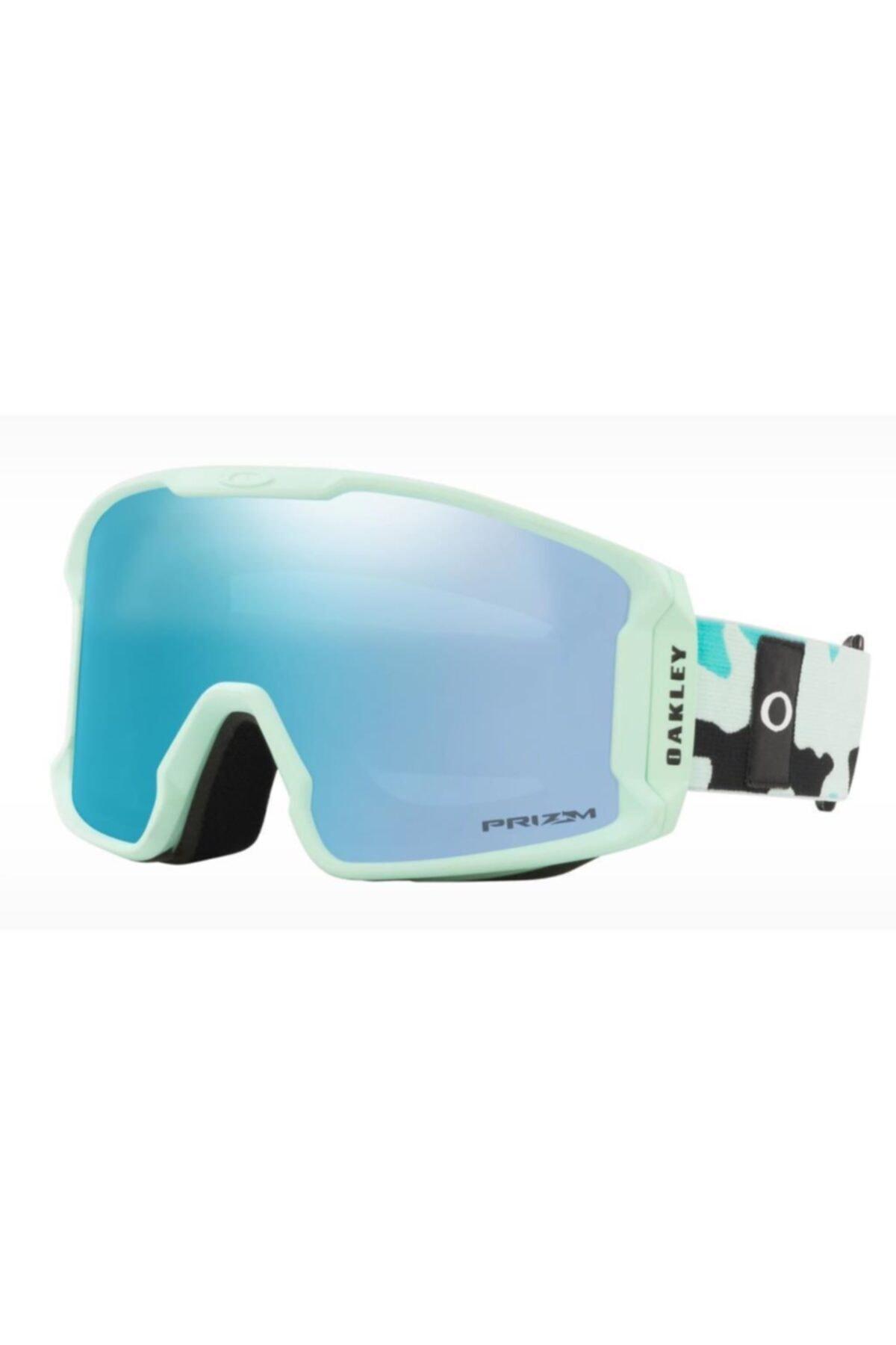 Oakley Oo7093 Line Miner Xm 27 Prizm Kayak Gözlüğü 1