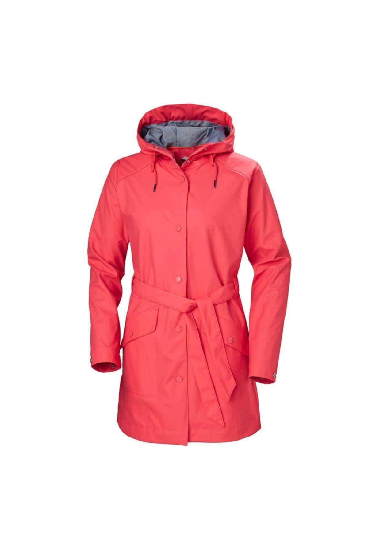 Helly Hansen W Kirkwall Rain Coat Kadın Yağmurluk 1